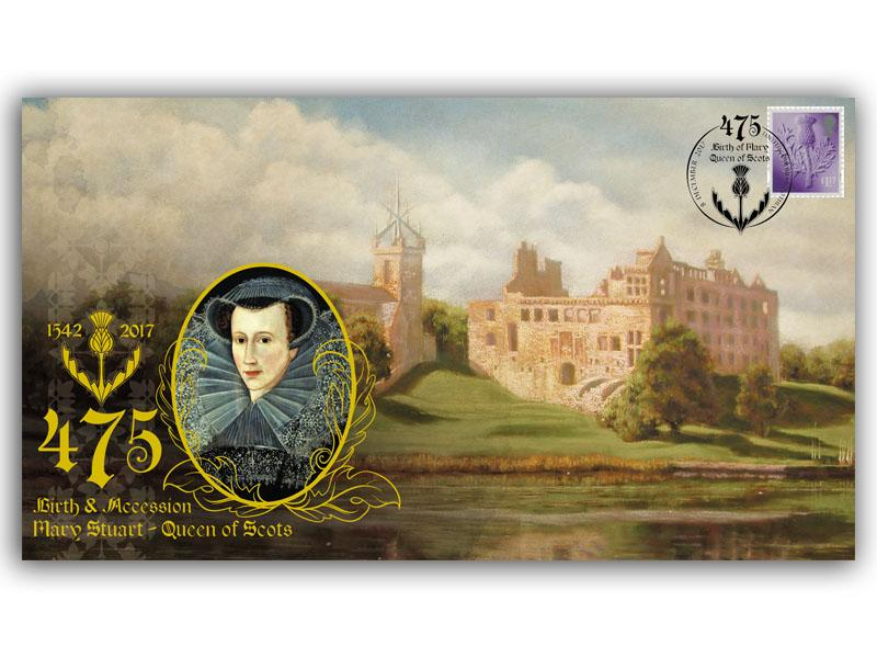 475th Anniversary of the Birth & Accession of Mary Queen of Scots