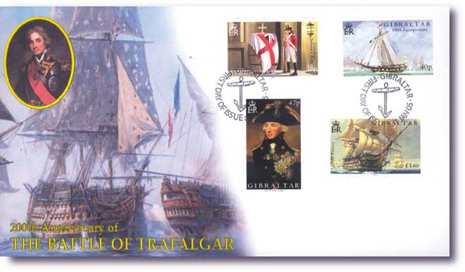 Battle of Trafalgar: Gibraltar