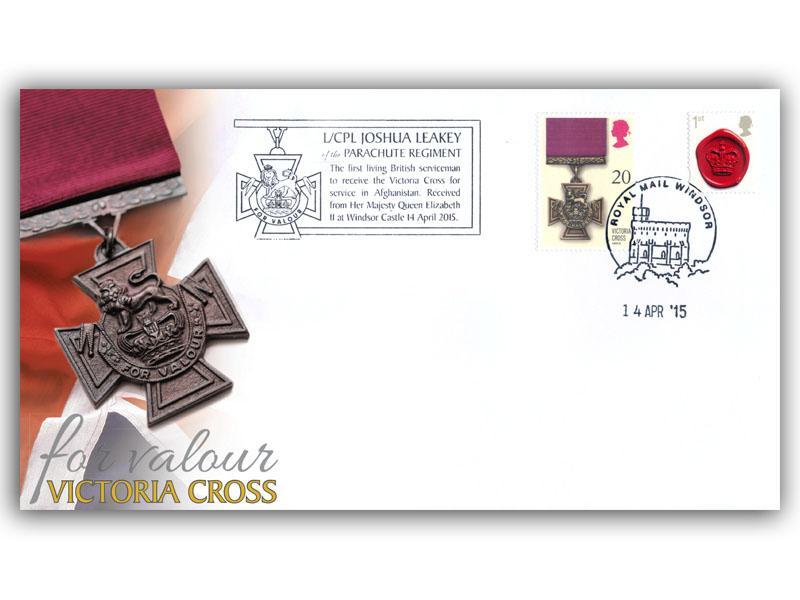 Lieutenant Corporal Joshua Leakey Awarded the Victoria Cross