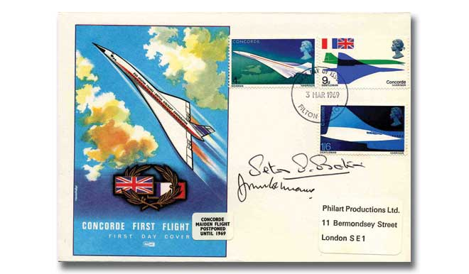 John Cochrane and Peter Baker signed cover