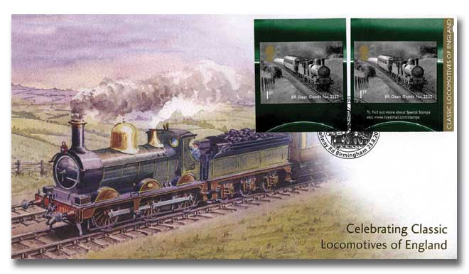 Classic Locomotives retail booklet cover