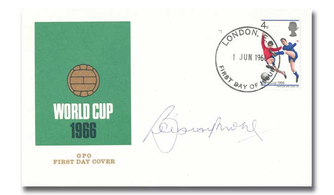Bobby Moore First Day Covers