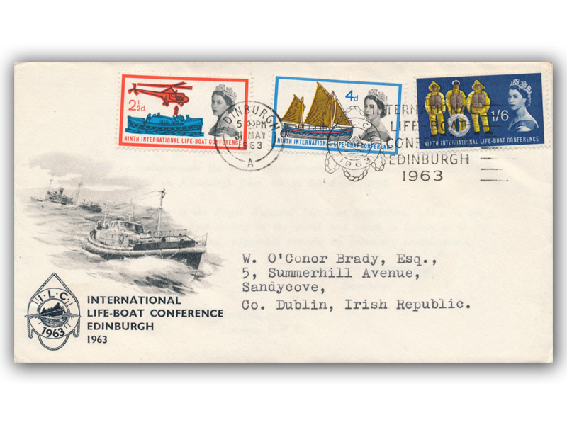 1963 International Lifeboat Conference