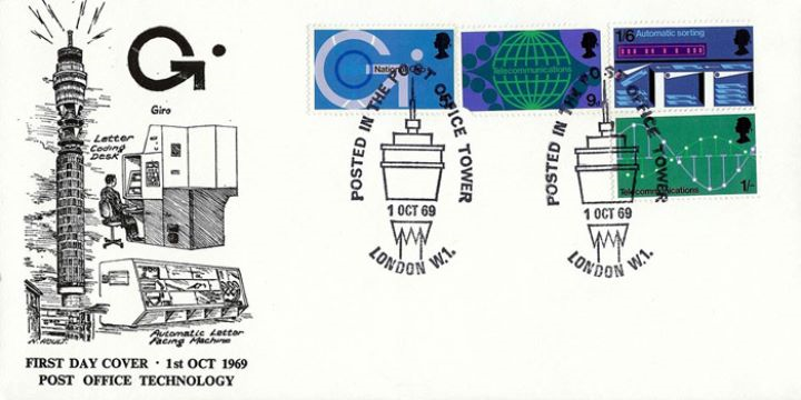 1969 Post Office Technology