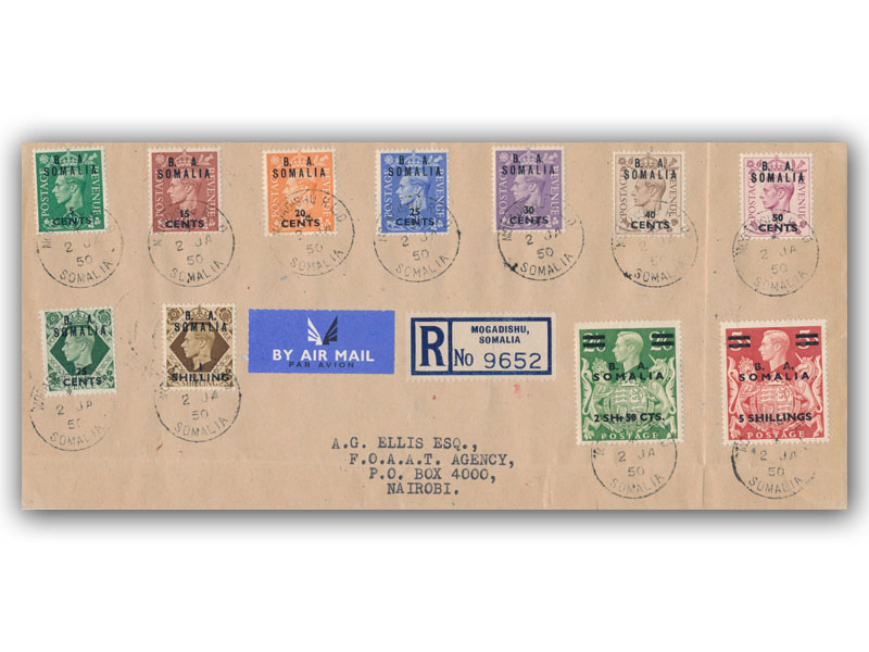 Condition for collecting First Day Covers