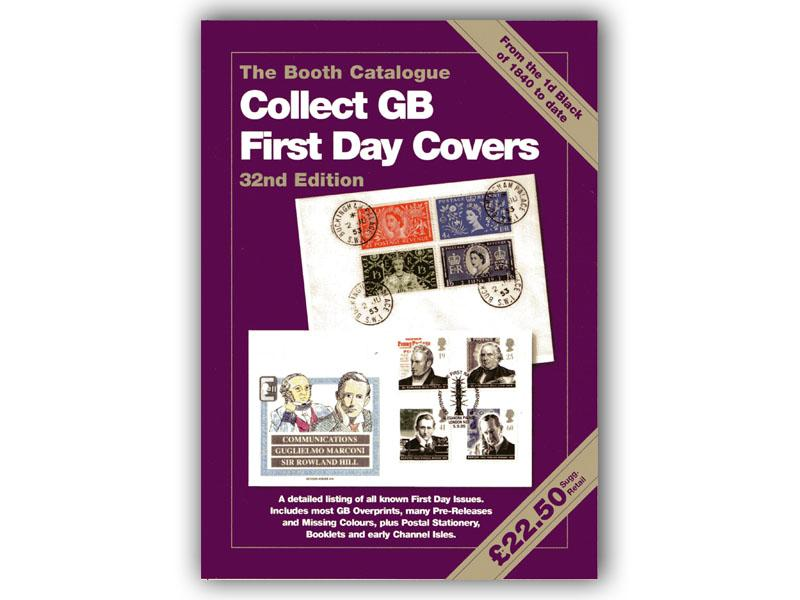 Collect GB First Day Covers Catalogue - 32nd Edition