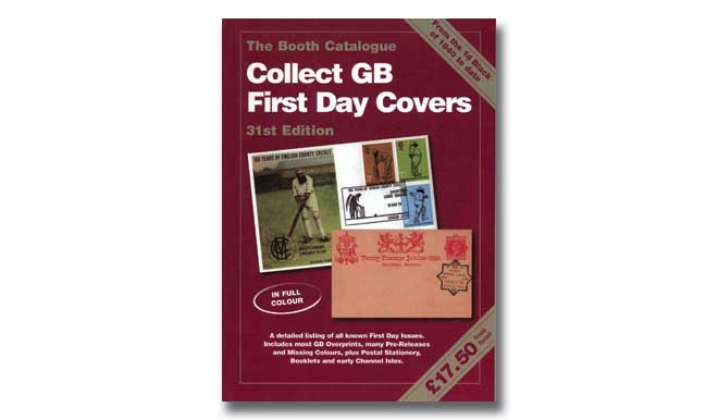 Collect GB First Day Covers Catalogue - 31st Edition