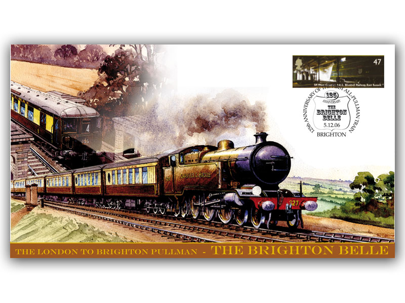 125th Anniversary of the Brighton Pullman