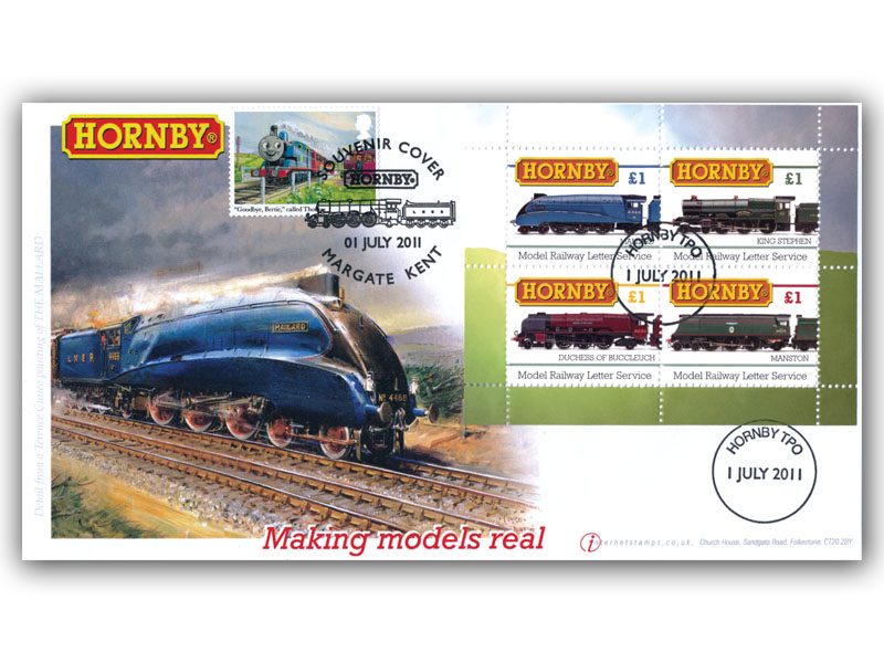 Hornby Thomas FDC