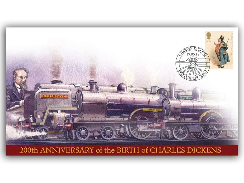 200th Anniversary of the Birth of Charles Dickens