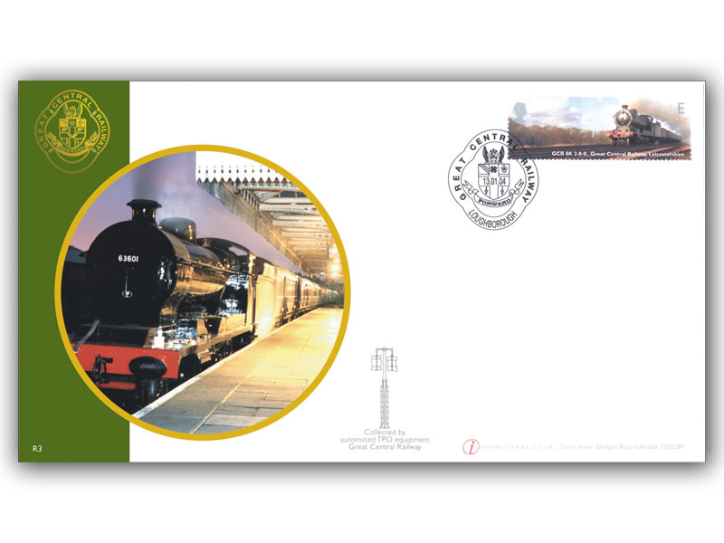 Great Central Railway Tribute Cover