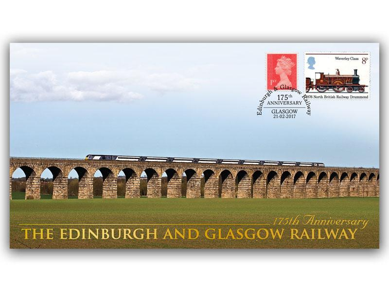 175th Anniversary of the Edinburgh and Glasgow Railway