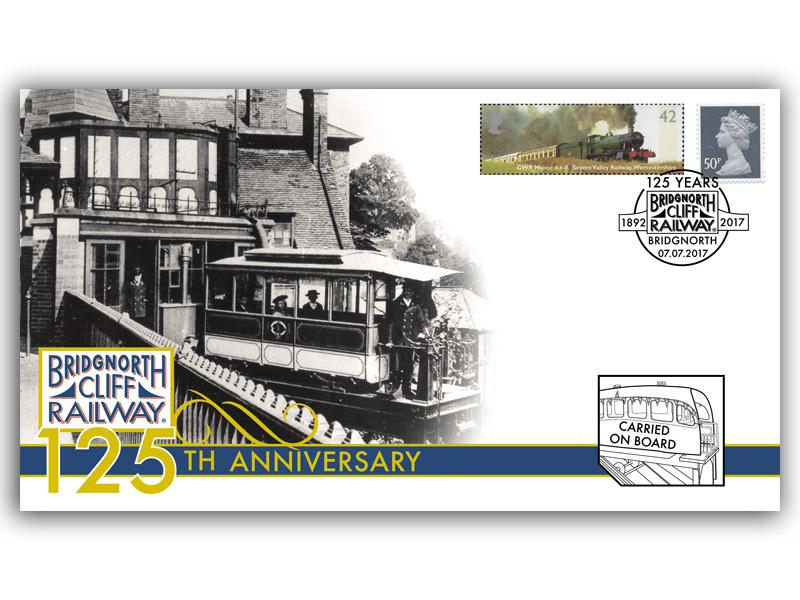 125th Anniversary of the Bridgnorth Cliff Railway