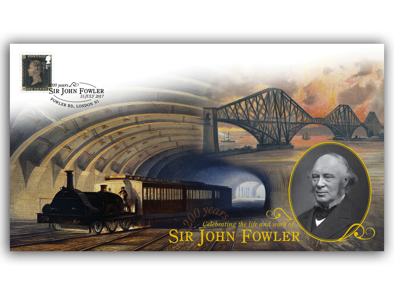 200th Anniversary of the Birth of Sir John Fowler