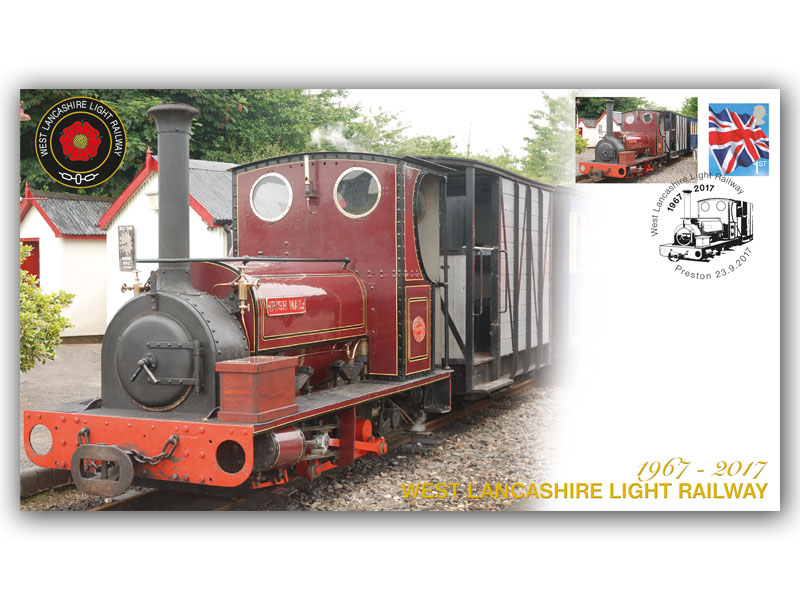 50th Anniversary of West Lancashire Light Railway