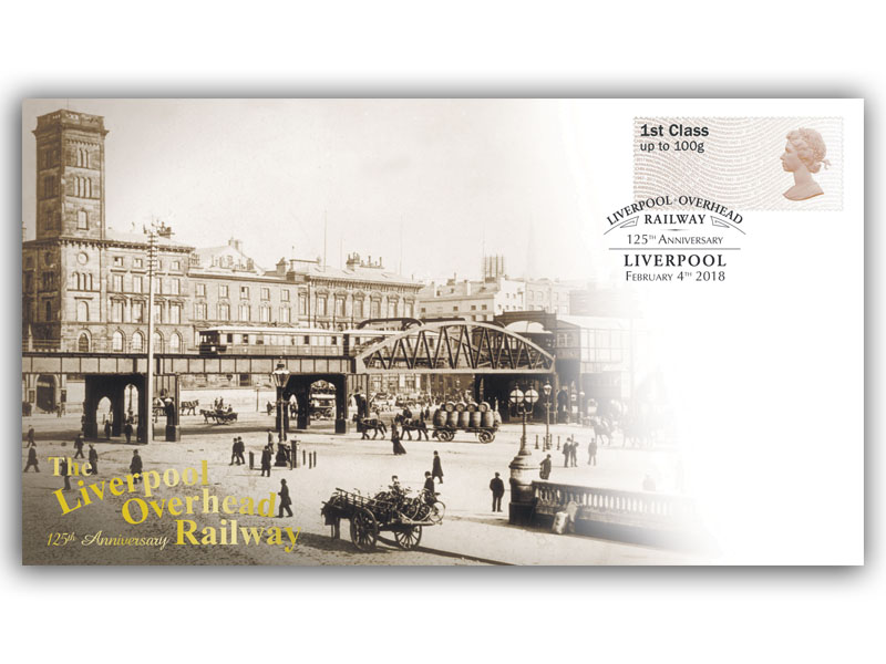125th Anniversary of the Liverpool Overhead Railway