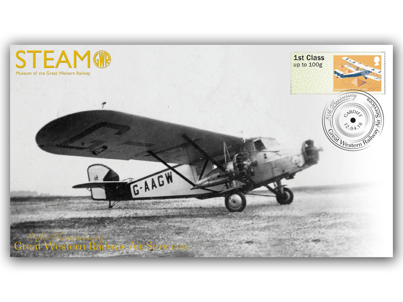 85th Anniversary of GWR Airways