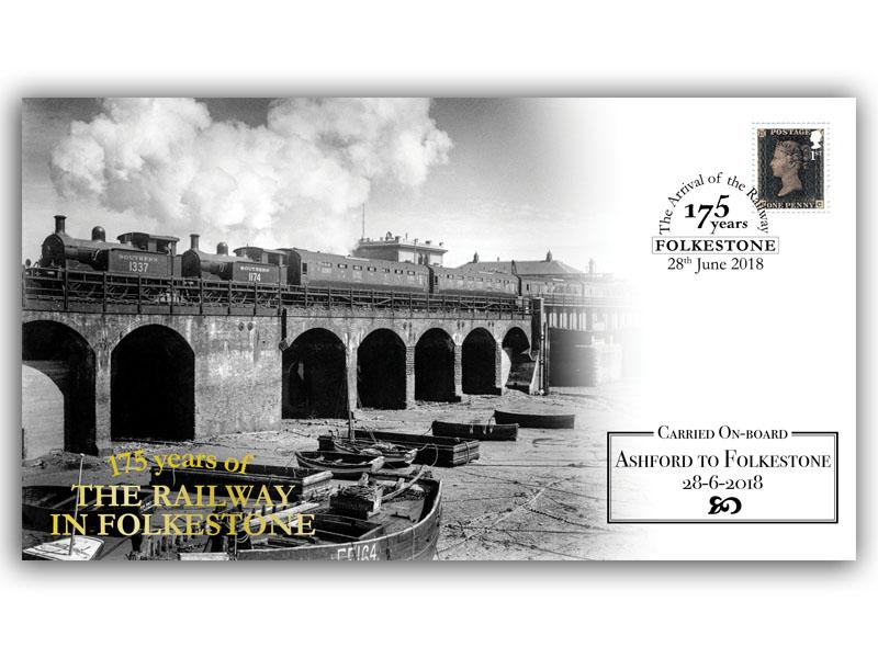 175th Anniversary of the Railway in Folkestone
