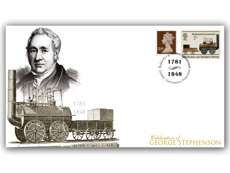 Celebration of George Stephenson