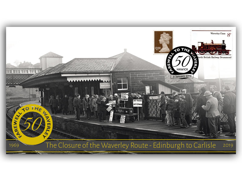 50th Anniversary of the Closure of the Waverley Route