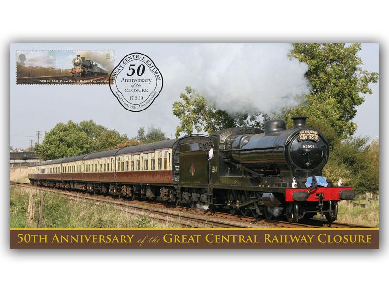 50th Anniversary of the Great Central Railway Closure