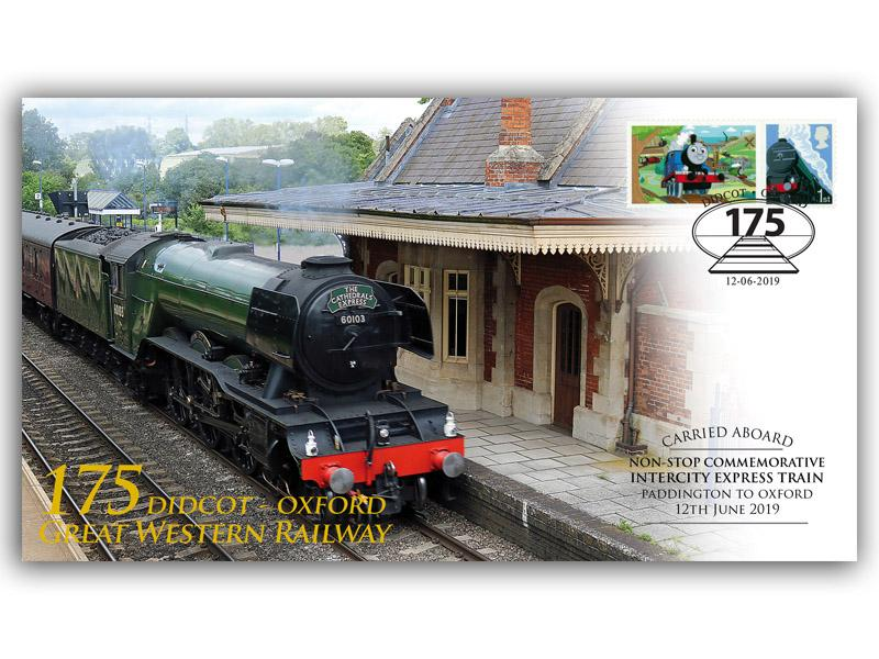 175th Anniversary of the Didcot to Oxford Railway