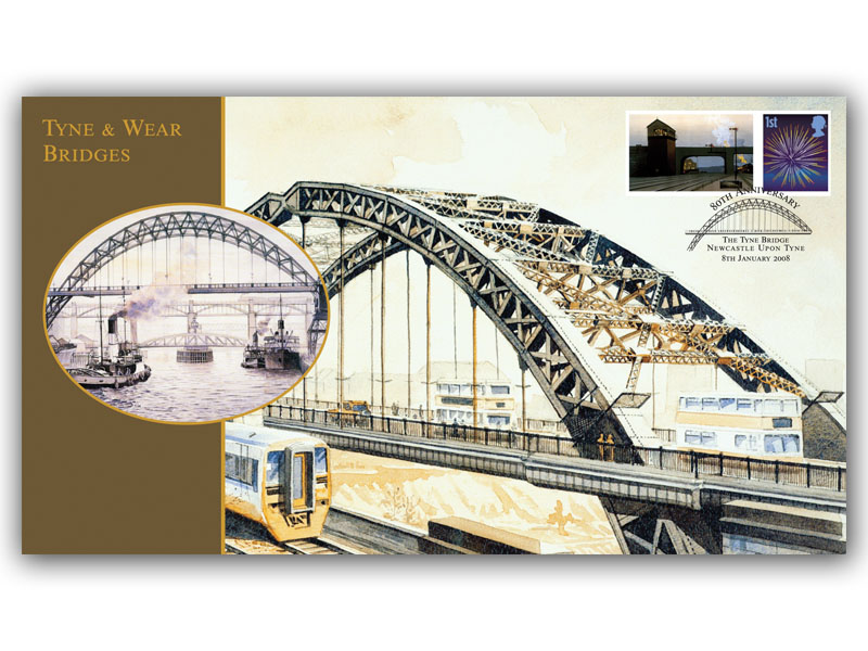 80th Anniversary of the Tyne & Wear Bridges