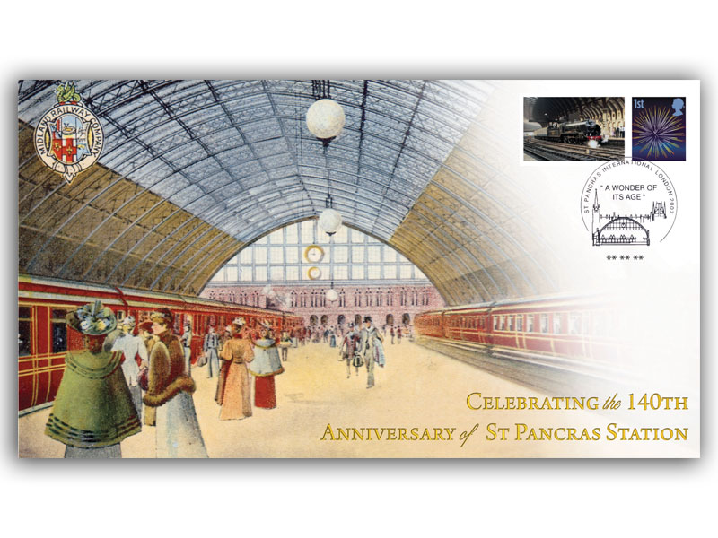 140th Anniversary of the Opening of St Pancras Station