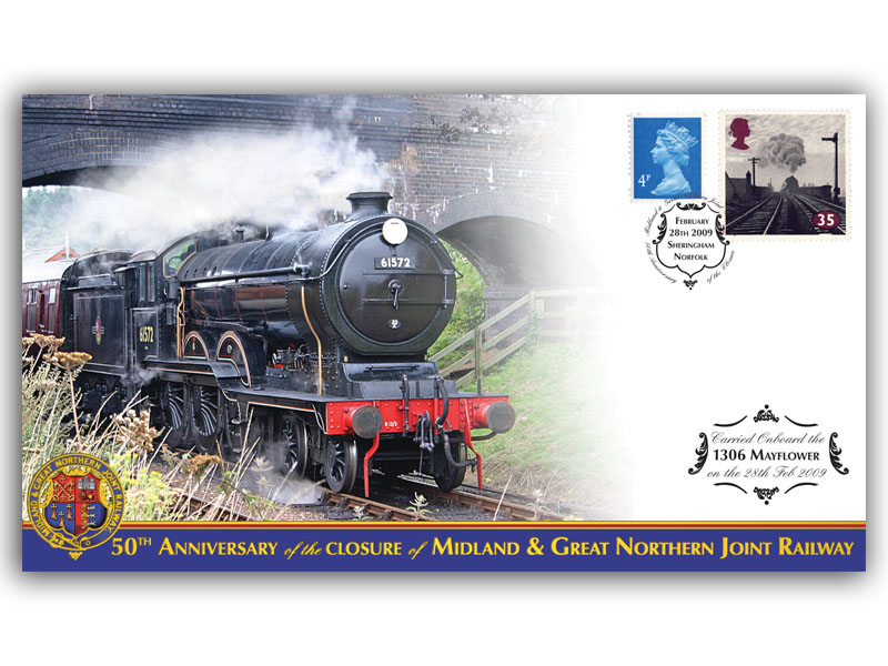 50th Anniversary of the Closure of the Midland & Great Northern Joint Railway