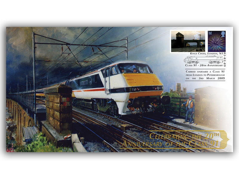 20th Anniversary of the Class 91