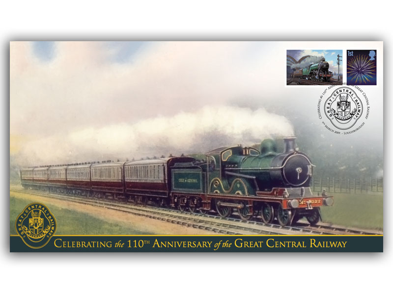 110th Anniversary of the Great Central Railway