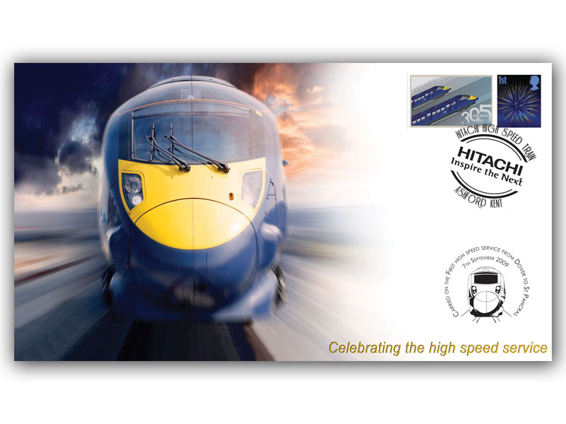 Hitachi Class 395 - Celebrating the High Speed Service