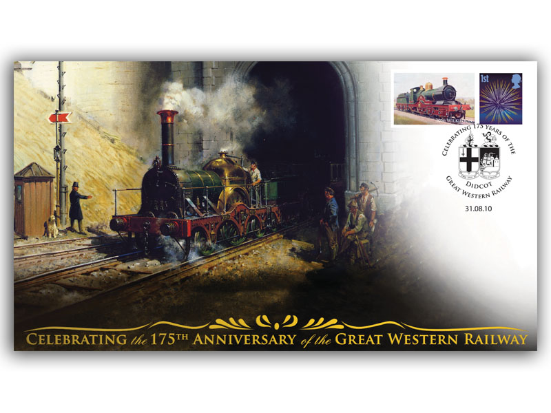 175th Anniversary of the Great Western Railway