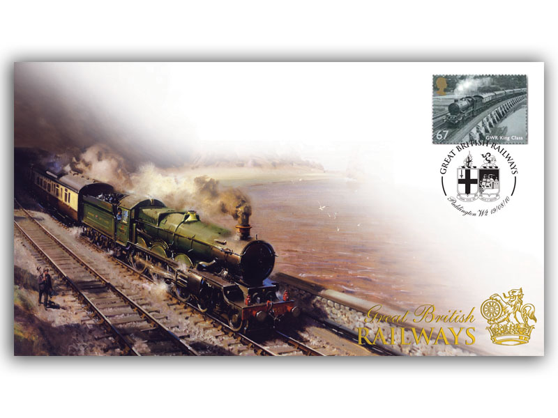 Celebrating Great British Railways - Great Western Railway