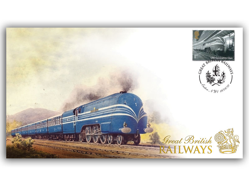 Celebrating Great British Railways - London, Midland & Scottish Railway