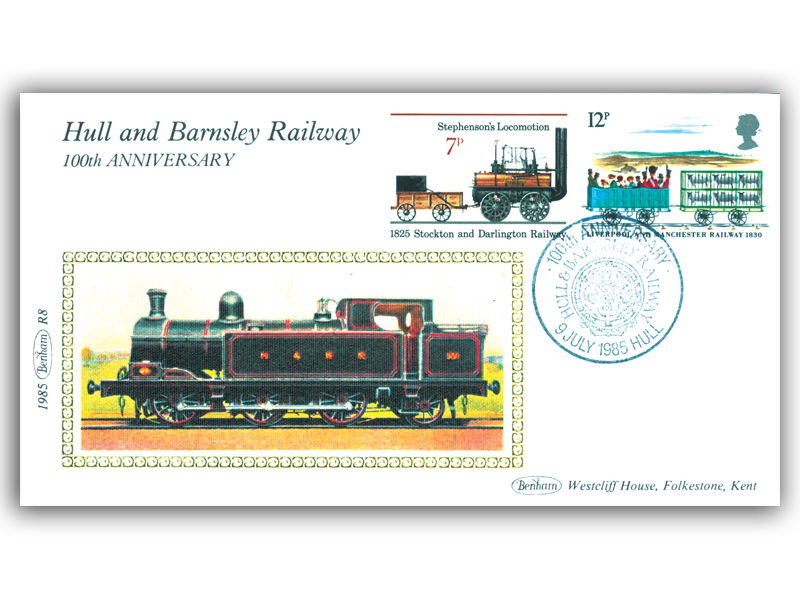 9th July 1985 - 100th Anniversary of the Hull and Barnsley Railway