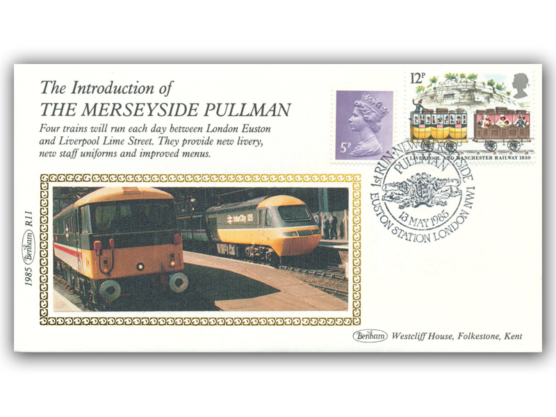 13th May 1985 - Introduction of the Merseyside Pullman