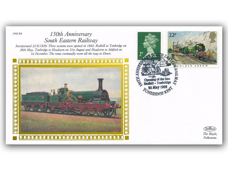 26th May 1992 - 150th Anniversary of South Eastern Railway