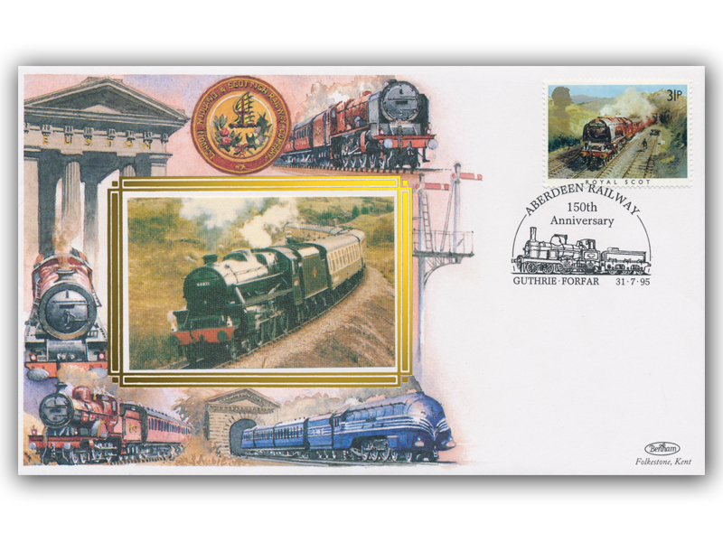 31st July 1995 - 150th Anniversary of the Aberdeen Railway