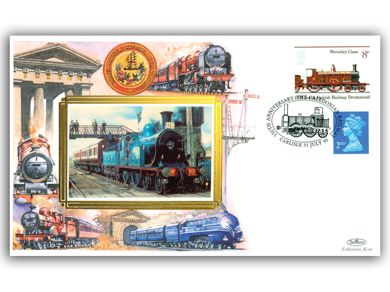 31st July 1995 - 150th Anniversary of Caledonian Railway