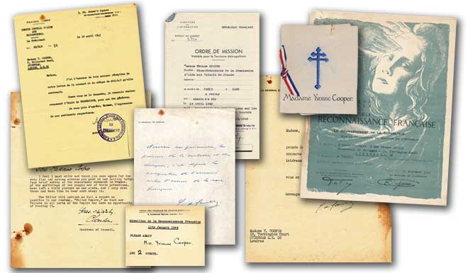 A letter by charles de gaulle