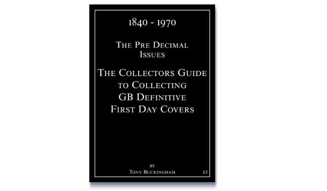 GB Definitive FDC Guide 1840-1970