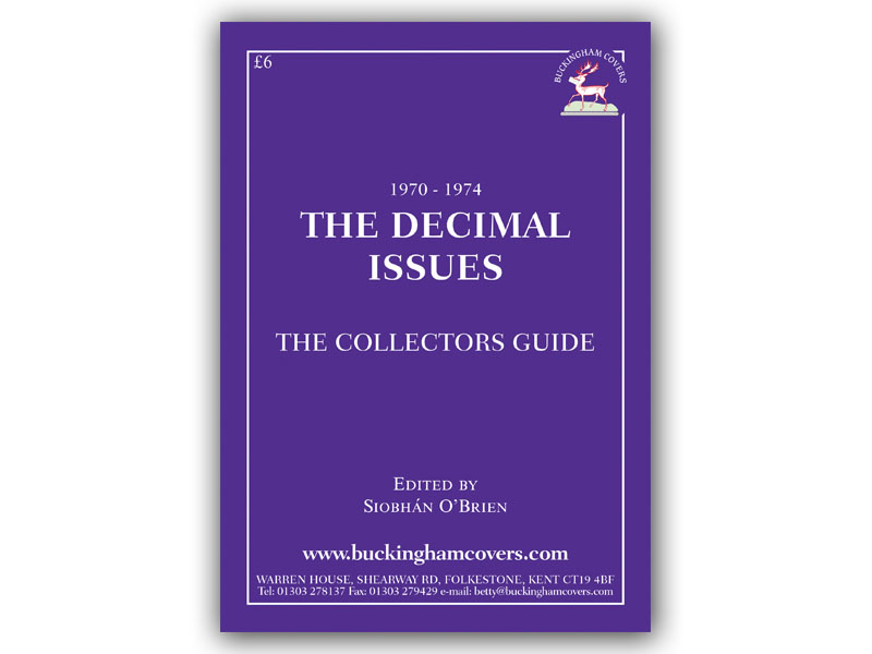 The Decimal Issues  Catalogue 1970 - 1974