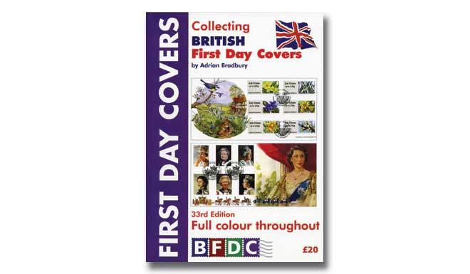 Collecting British First Day Covers - 33rd Edition