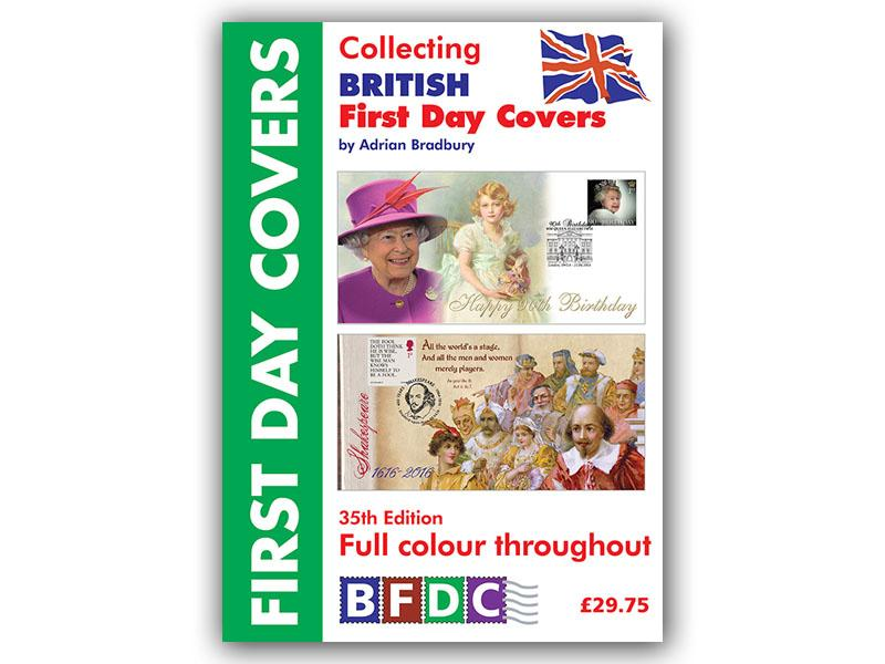 Collecting British First Day Covers - 35th Edition