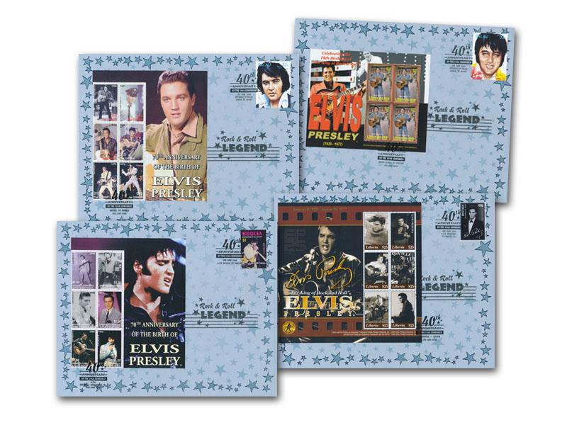 Elvis - The 1968 Comeback Collection of 32 Covers