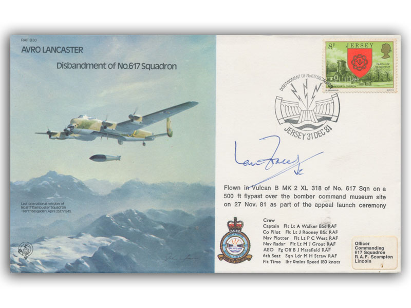 Collectables 35th Anniv Concorde Collection Signed Capt Terence Henderson Concorde Pilot Transportation Collectables