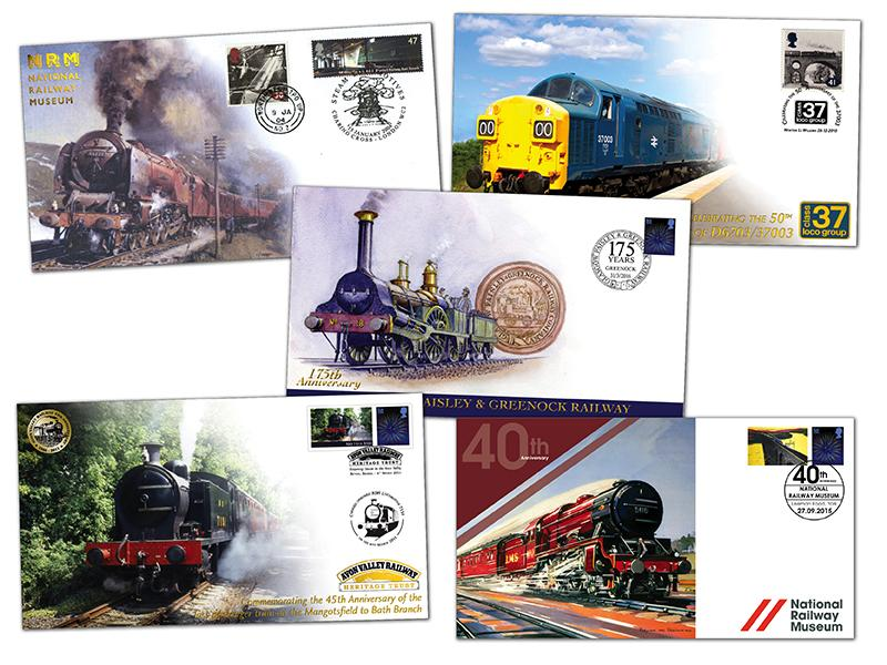 20 Buckingham Rail Covers