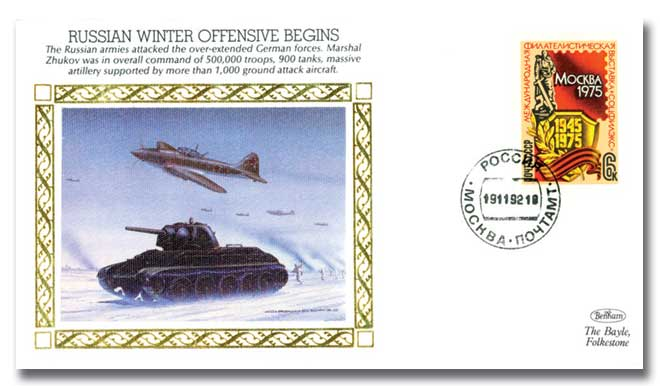 buckingham covers russian winter offensive. Black Bedroom Furniture Sets. Home Design Ideas