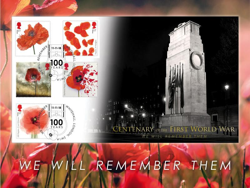 C - Armistice First Day Covers